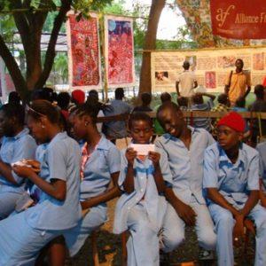 Expo Lusmore Dauda a Ziguinchor (Senegal)